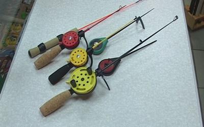 Выбор удилища для зимней рыбалки
