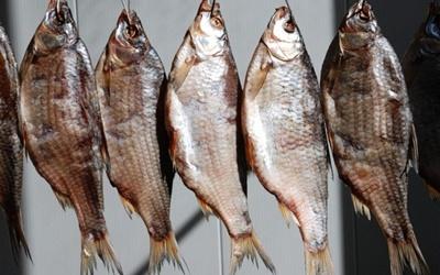 Как сушить рыбу в домашних условиях