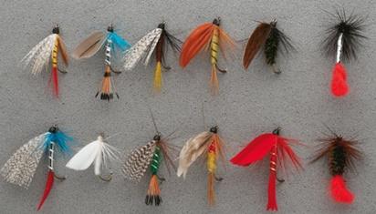 Мушки для рыбалки своими руками