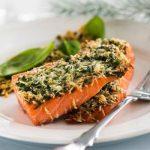 Рецепты блюд из лосося