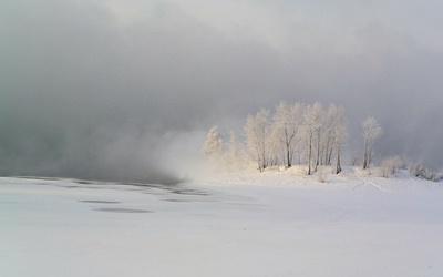 Рыбалка на хариуса зимой