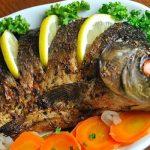 Блюда из рыбы на праздничный стол